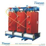 6.6kV Dreiphasenharz-trockener Typ Transformator (SCB10) der form-