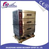 3 Plattform-Backofen-Plattform-Ofen mit niedrigerem Preis