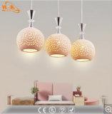 Lamp Van uitstekende kwaliteit van de Tegenhanger van het restaurant 3W-15W de Ceramische