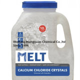 Лепешки хлорида кальция для Melt масла/льда