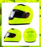 Capacetes integrais novos da motocicleta da face cheia do projeto com baixo preço barato