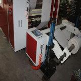 6 de Machines van de Druk van Flexo van de Hoge snelheid van de kleur met de Centrale Machine van de Druk van de Zak van de Trommel/van de Luier