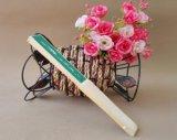 Barato y ventilador de papel de bambú llano modificado para requisitos particulares de Manufacuter
