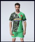 2017-2018 uniformi calde di calcio della Jersey di gioco del calcio dell'OEM di sublimazione di vendita