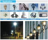 Lampada di via esterna di alta luminosità LED