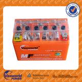 Motorrad-Batterie der Motorrad-Gel-Batterie-12n6.5lah