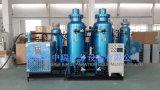 化学使用窒素の発電機