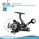 La nuova filatura/ha riparato l'attrezzatura di pesca della bobina di pesca della bobina (cacciatore 300 del gatto)