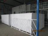 金属の群集整理の障壁を囲う回線制御障壁のバリケード