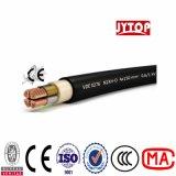 0,6 / 1 kV 4X50mm2 conductor de cobre XLPE Cable de fuerza con el aislamiento