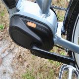 Bicicleta elétrica do motor MEADOS DE com indicador do LCD
