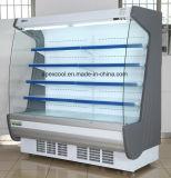 고속 냉각을%s 가진 슈퍼마켓 다중 갑판 냉각장치 상인