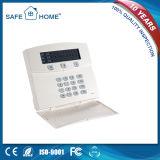 Sistema de alarma GSM + PSTN doble red de ladrón casera