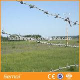 電流を通された有刺鉄線の価格