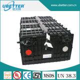 paquete recargable de la batería LiFePO4 de 48V 100ah para el sistema solar del almacenaje