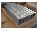 Einzelne Wand galvanisiertes gewölbtes Stahldach-Blatt für Dach