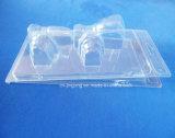 PVC 조가비 상자에 의하여 주문을 받아서 만들어지는 물집 수송용 포장 상자