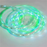 Magische Traumfarbe RGB 2812IC SMD5050 imprägniern flexible LED-Streifen