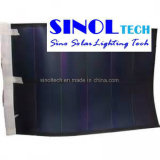 유연한 박막 박판으로 만들어진 태양을 구르는 92W