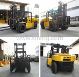 Alta qualidade resistente de Ltma Forklift Diesel hidráulico de 13 toneladas