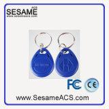 Tag impermeável feito sob encomenda do ABS marinho RFID Keyfob do Em de 125kHz Em4200 (SD2)