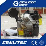 11kw al motor diesel bicilíndrico refrescado aire del eje vertical 15kw para ATV
