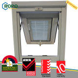 福州Ropo Building Materials Company、二重ガラスをはめられたPVC Windowsおよびドア