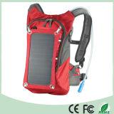 防水ポリエステル6.5W循環の上昇ハイキングする旅行太陽エネルギーのバックパック(SB-178)を