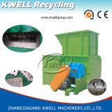 Trinciatrice di plastica residua dura della singola asta cilindrica