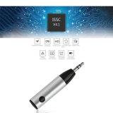 Алюминиевый беспроволочный миниый переходника приемника Bluetooth