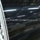 Nastro trasportatore industriale chiaro superiore del polietilene del PVC