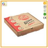 Het Afdrukken van de Vakjes van de Verpakking van het Document van het Vakje van de Pizza van de Douane van het Vakje van Currugated
