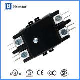 Контактор AC Hcdp 30A 2p горячего продукта электрический магнитный с сертификатом UL