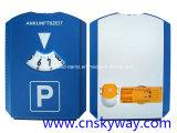 Изготовленный на заказ диск стоянкы автомобилей шабера льда подарка печатание логоса