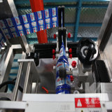 Volle automatische Plastikflaschen-Hülsen-beschriftengerät