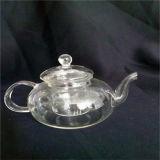 Рука бака чая стекла Pyrex сбываний хорошего качества горячая