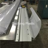 Difusor plástico del satén para la iluminación del tren o del subterráneo del LED