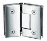Vidrio de 180 grados a la bisagra de puerta de cristal de la ducha (FS-305)