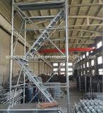 セリウムの構築のための公認の鋼鉄Ringlockの足場