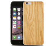 Telefono Caso Wood Grain 3D Printing Mobile per iPhone