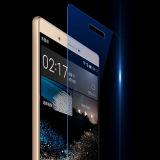 La huella digital anti de HD cubrió por completo la película de cristal Tempered para Huawei G8 mini