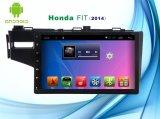 A navegação Android do carro DVD GPS do sistema para Honda coube a tela de uma capacidade de 10.1 polegadas com o Bluetooth/TV/WiFi/USB