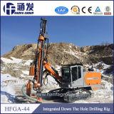 Aparejo de taladro mineral de la superficie de la exploración Hfga-44 para la venta