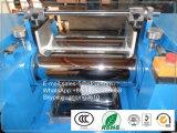 Moinho de mistura do rolo da borracha dois do laboratório da alta qualidade