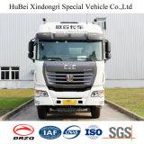 35cbm C & C Euro 4 Camions-citernes en poudre bitumineuse à charbon avec Yuchai Diesel Engine
