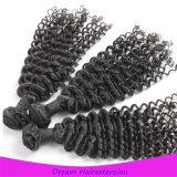 Волосы сырцовых Unprocessed малайзийских волос девственницы курчавые
