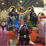 A segurança caçoa roda de Ferris do robô do passeio do parque de diversões a mini para a venda