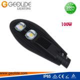 luz de rua ao ar livre do diodo emissor de luz da estrada do jardim 100W (ST110-100W)