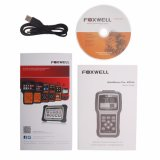 Foxwell Nt414 Four Systems pour ECU, ABS, Airbag et transmission Auto Diagnostic Scanner
