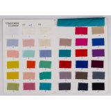 tela 95%Rayon+5%Spandex da planície do estiramento de rayon 60s com textura agradável